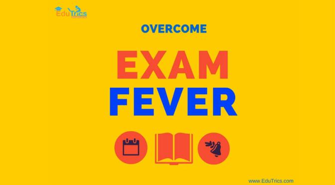 six steps to overcome exam fever edutrics rh edutrics com Study Guide Format Examples Study Guide